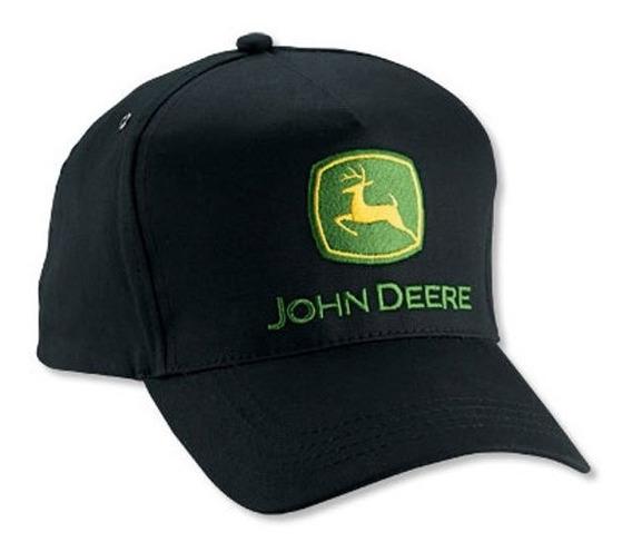 Cachucha John Deere 100% Original Gorra Copa Alta Lp14415