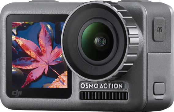 Câmera Dji Osmo Action Lançamento Prova D