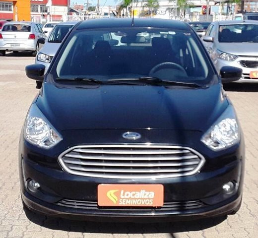 Ford Ka 1.5 Manual Tivct Flex Se Sedan