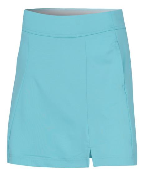 Falda Callaway Golf Performance Knit Mujer Azul
