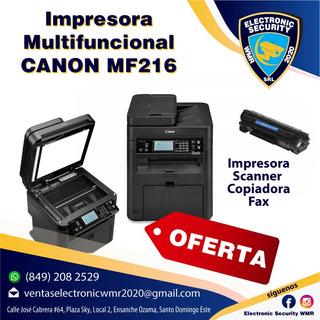 Impresora Multifuncional Canon Mf216