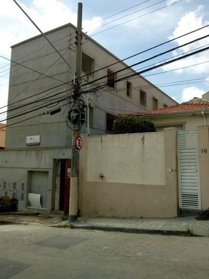 Apartamento Novo Vila Gustavo 1 Dormitório - Mi76072