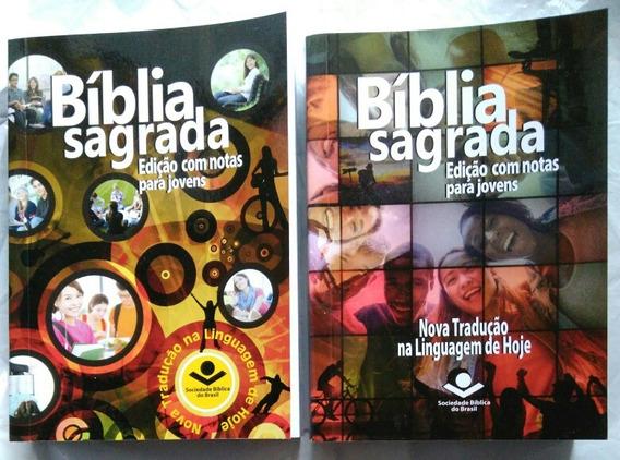 Bíblia Edição Para Jovens Kit