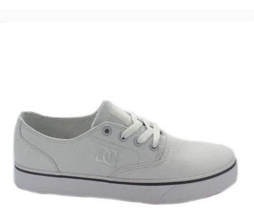 Tenis - Dc Shoes Flash 2tx- Blanco - Unisex - 300242xwww