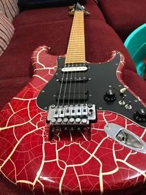 Guitarra Ja E Amplificador E Pedaleira
