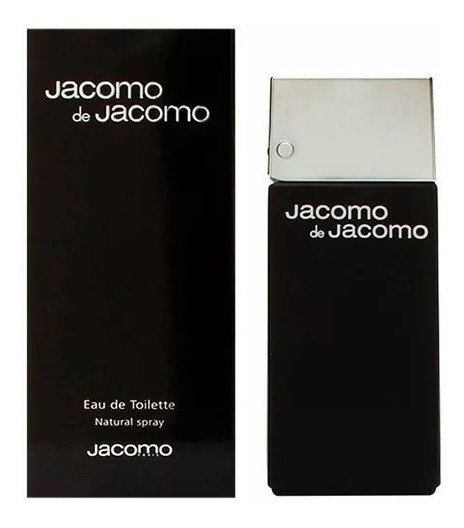Perfume Jacomo De Jacomo Edt 100ml Original