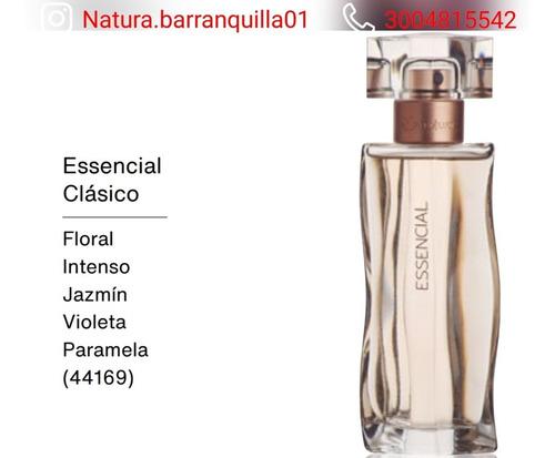 Perfume Essencial Exclusivo Floral Fem - mL a $2000