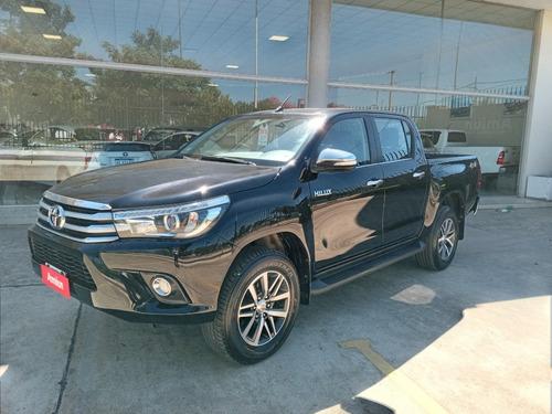 Toyota Hilux 4x4 D/c Srx 2.8 Tdi 6 At 2016