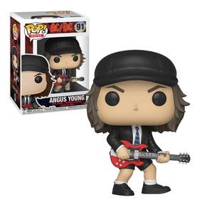 Funko Pop Angus Young Banda Ac Dc Rock