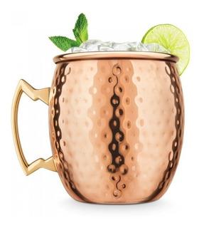 Tarro Mule Mug Cocktail Cobre/acero Inox 20oz Envio Gratis
