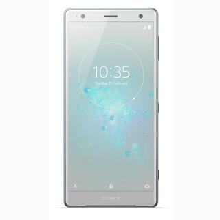 Smartphone Sony Xperia Xz2 - Plateado 64gb 4ram 19 Mpx