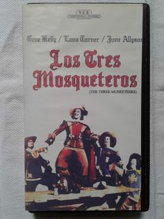 Los Tres Mosqueteros, Gene Kelly, Lana Turner, June Allyson