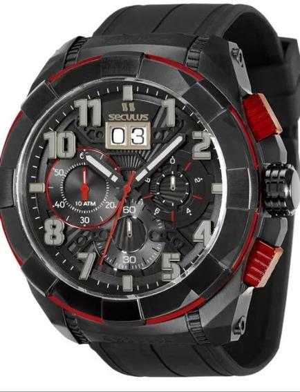 Relógio Seculus Masculino Upper