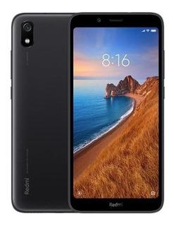 Celular Xiaomi Redmi 7a 16gb 2gb Global+ Película+fone+capa
