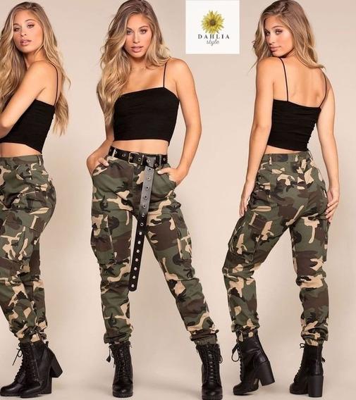 Pantalones Militares Mujer Mercadolibre Cl