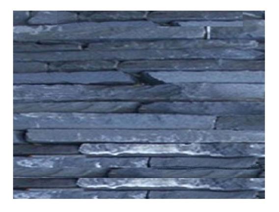 Laja Negra En Tira De 3 Cms Por Largos Libres Costo Por M2 Marca International Stones Mexico