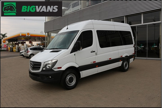 Sprinter 2019 0km 415 Executiva Elite 16l New London Branca