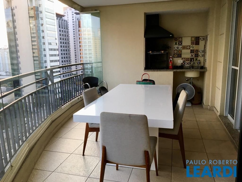Apartamento - Moema Índios  - Sp - 633318
