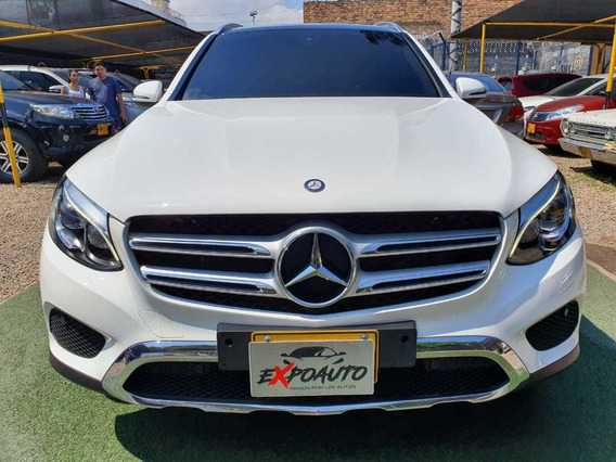 Mercedes Benz Glc 250 At 2017