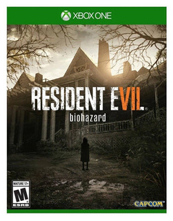 Resident Evil Biohazard Xbox One