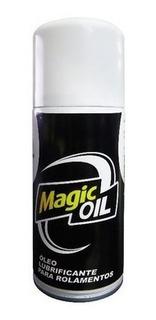 Magic Oil Lubrificante Para Carretilha E Molinete Monster 3x