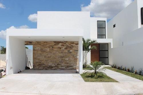 Casa En Venta Privada Gran Valle, Cholul (mod. A)