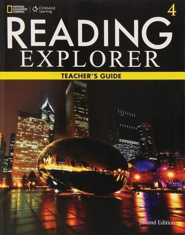 Reading Explorer (2/ed.) 4 - Tch's Guide - Paul, David Y Otr