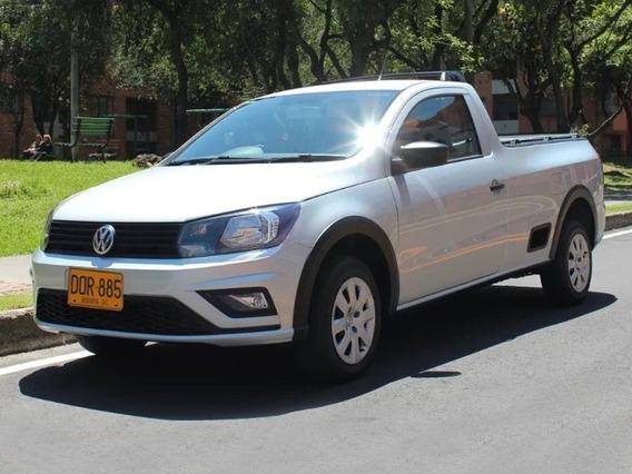 Volkswagen Saveiro Cabina Sencilla (1.6) 2017
