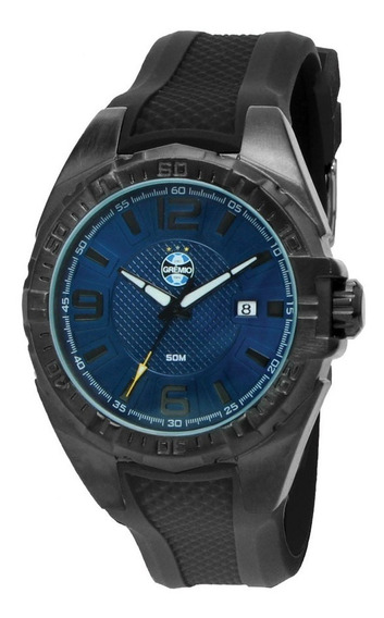 Relógio Technos Masculino Gremio Oficial Gre2315aa/8a Oferta