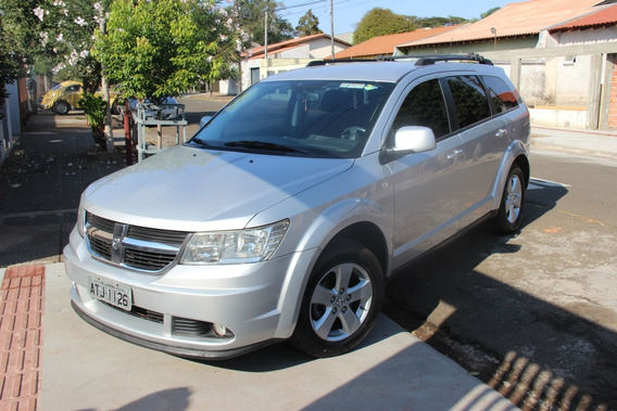Dodge, Journey Sxt, Gasolina, Ano 2009/2010, 7 Lugares