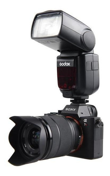 Speedlite Flash Godox Tt685s Ttl Para Câmeras Sony