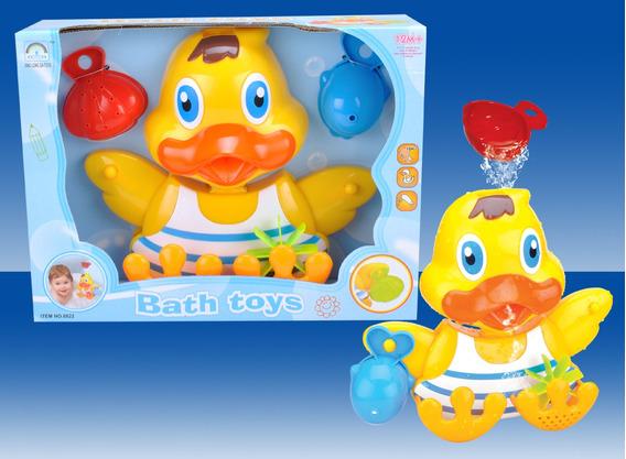 Juego De Agua Pato - Bebés Y Niños