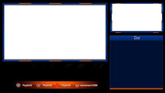 Ovelay - Marco 2.0 | Pack De Twitch Y Youtube Para Streamers