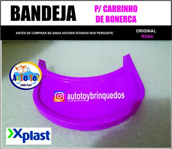 Bandeja P/ Carrinho De Boneca - X-plast