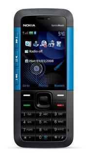 Nokia 5310 Xpressmussic Azul 30 Dias Uso C Frete-obs