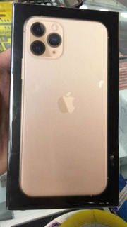 iPhone 11 Pro Max 64gb Lacrado Na Caixa