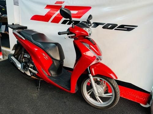 Honda Sh 150 2019 Vermelha