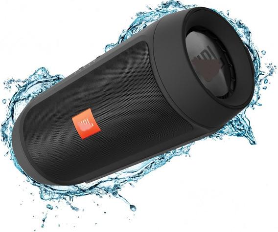 Charge 2+ Caixa De Som Bluetooth Potente Resistente Água 20w