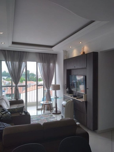 Imagem 1 de 15 de Apartamento Para Venda No Bairro Gopoúva Em Guarulhos - Cod: Ai22707 - Ai22707