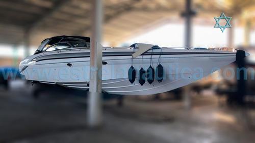 Lancha Axtor 46 Barco Iate N Ferretti Azimut Intermarine