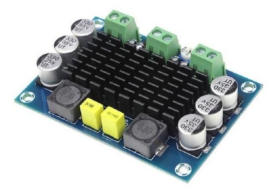 Modulo Amplificador De Audio Mono 100w Rms Tpa3116d2 - Clase D