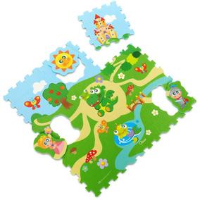 Tapete De Atividades Puzzle Castelinho- Chicco