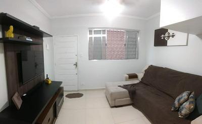 Casa À Venda Por R$ 255.000 - Vila Valença - São Vicente/sp - Ca0075