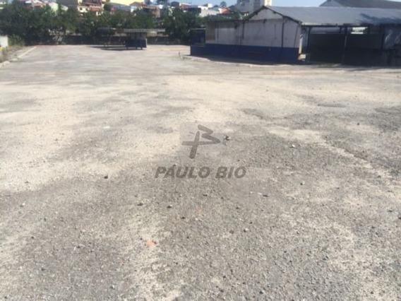 Terreno Industrial - Vila Bocaina - Ref: 3122 - L-3122