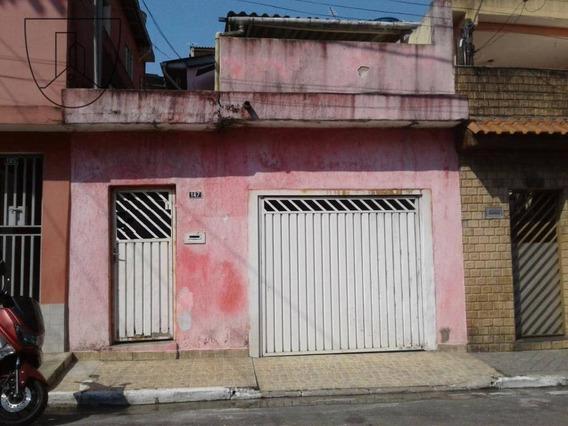 Casa Com 01 Dormitório, 01 Vaga De Garagem, Portão Automatizado - Pq. São Rafael - São Paulo - Sp. Aceita Carro Como Parte De Pagamento. - Ca0224