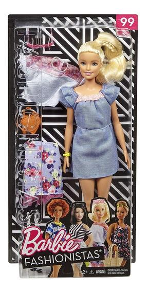 Barbie Fashionista Roupas E Acessorios Look Modelo 99 Fjf67