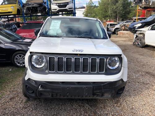 Jeep Renegade 1.8 Automático Flex 2020 Vendido Em Peças