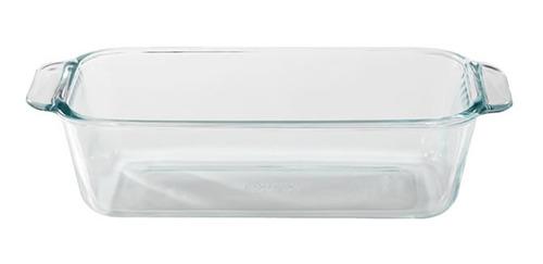 Imagen 1 de 5 de Budinera Pyrex Basics Vidrio Templado 1,4 Litros Horno