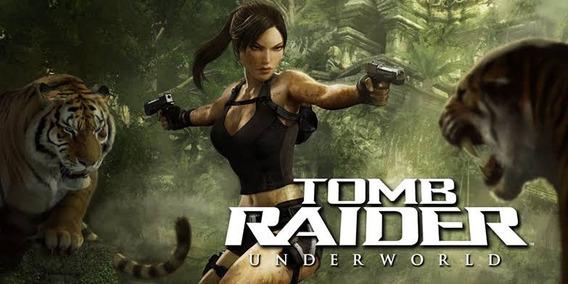 Tomb Raider E Splinter Cell Midia Digital Xbox 360