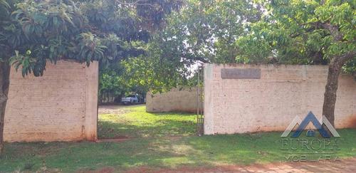 Chácara Com 2 Dormitórios À Venda, 3000 M² Por R$ 300.000,00 - Gaspareto - Alvorada Do Sul/pr - Ch0111